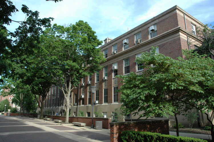 Chemistry Annex Uihistories Project Virtual Tour At The